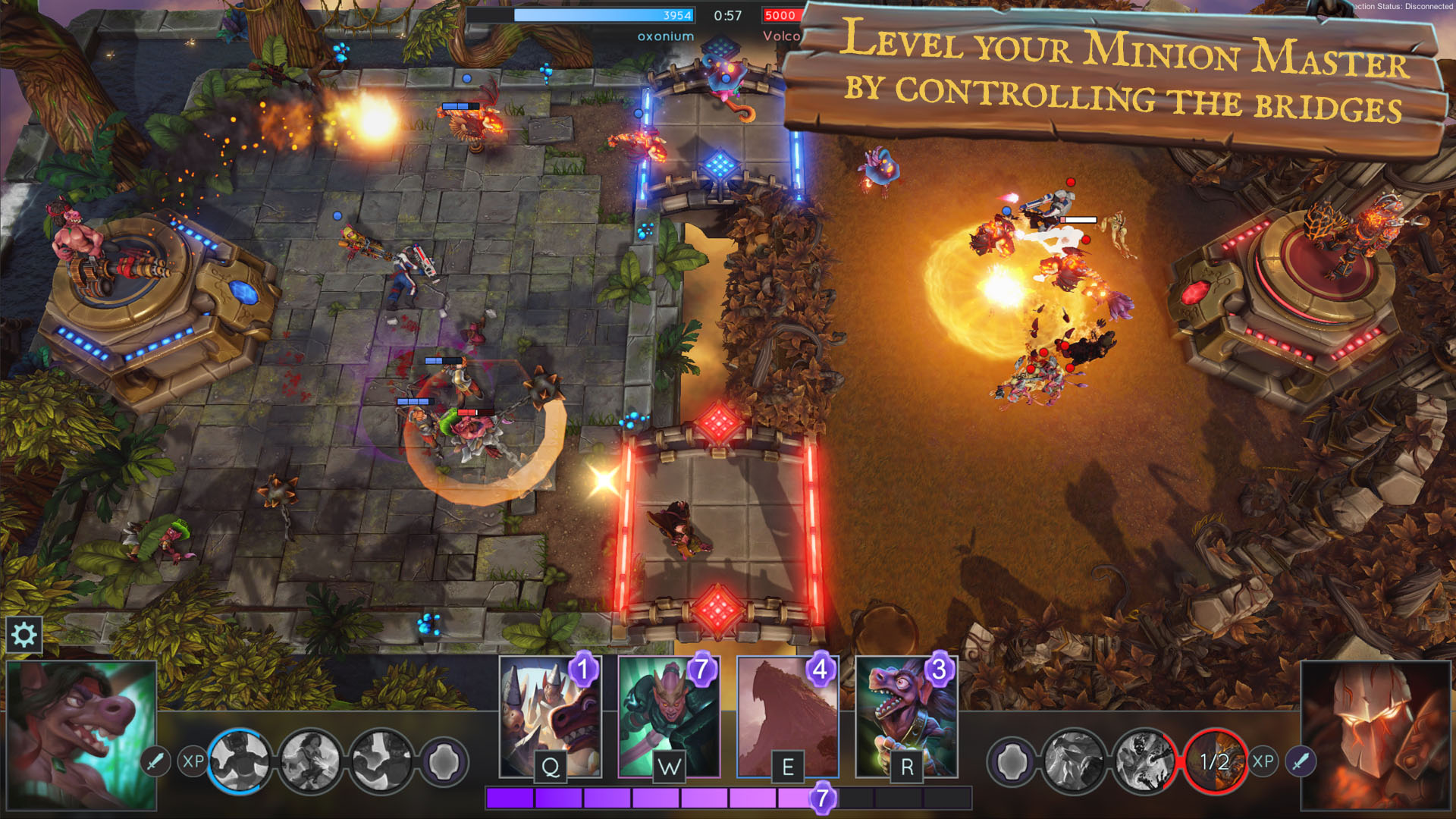 Minion Masters - A Fast-paced Online Minion Battle Game